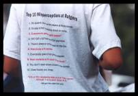 Top 10 misconception about alcohol - RUSURE campaign